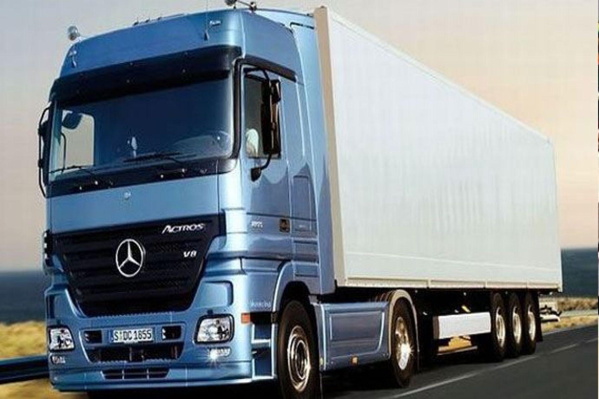 Mercedesdən kamyonlar üçün  yeni kampaniya